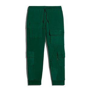 Ivy Park Adidas Green Cargo Sweatpant